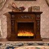簡単なヨーロッパの彫刻3Dはもたらす暖房の電気暖炉(322S)を