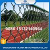 Recinto di filo metallico tessuto rivestito del recinto di filo metallico del PVC/rete metallica verde