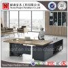 최신 판매 구석 사무실 책상 L 모양 사무용 가구 (NS-D045)