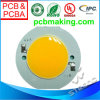 PCB LED op Metal Substrate, Aluminium Base Board voor COB PCBA