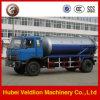 10-16 Vrachtwagen van de Tanker van de ton van de Hoge druk de Vacuüm