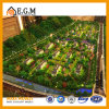 부동산 모형 또는 주거 건물 모형 또는 부동산 판매 모형