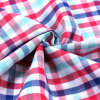 t-셔츠를 위한 면 격자 또는 검사 격자 무늬 직물