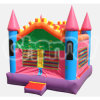 bouncy Castle Inflatable Commercial 공주 바운스 집 (CS105)