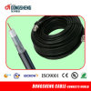 2 Female Connector를 가진 RG6 Coaxial Cable