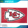Футбольная команда Logo 3 ' x5 Flag Kansas City Chiefs Official NFL