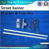 Soporte de la bandera de la calle y kits de poste (M-NF23M03013)