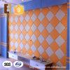 Tuiles acoustiques de plafond de pièce de machine de vente en gros de fibre de polyester de Suzhou Euroyal