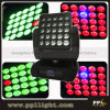 LED 25X12W Matrix Beam Moving Head Stage Light