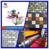 Taglio automatico del mosaico che rende a macchina singola asta cilindrica multi lamierine taglio del mosaico delle mattonelle di ceramica che scanala macchina