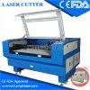 Corte de acrílico del laser del CO2 de la cortadora del laser y máquina de grabado