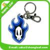 3D Specialty pvc van de douane Rubber Key Chains (slf-KC028)