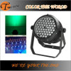 diodo emissor de luz PAR Light de 54*3W RGBW IP65 Waterproof