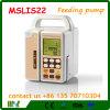 Infusión enteral del equipamiento médico/bomba de alimentación Mslis22