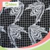 卸し売り高品質ポリエステル網のライニングのレースファブリック