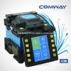 Encoladora de la fusión del arco de la fibra de Comway C8