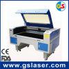 Laser-Maschine des Bienenwabe-Tisch-Funktions-Bereichs-900*600mm