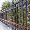 Einfacher Baugruppen-Art-Sicherheits-bearbeitetes Eisen-Garten-Zaun