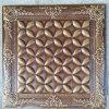 Панель стены PU роскоши 3D кожаный для украшения (HS-MK008)