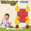 Brinquedos de conexão do plástico duro educacional popular das fontes das crianças