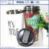 Double por atacado Wall Insulated Starbucks Stainless Steel Coffee Thermos Travel Mug ou Tumbler com Paper Insert