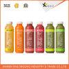 Botella transparente etiqueta autoadhesiva de la impresión de la etiqueta engomada para Bebidas