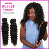 8A Grade 100%年のHuman Virgin Remy Peruvian Deep Wave Human Hair