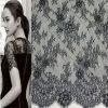 女の子の衣服またはナイロンファブリックのための高品質の低価格の網の刺繍のレース