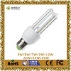 E27 em forma de U Energy-Saving LED Corn Bulb Light