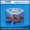 Heißer Verkaufs-Kristallplastiknuss-Kasten