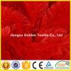 Gebürsteter PV Plush Used für Women Cloth 100%Polyester Fabric