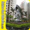 Sculptures faites sur commande en métal d'art de jardin d'acier inoxydable de Keenhai