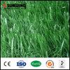 Alfombra artificial de la hierba del jardín del paisaje natural plástico