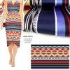 Tessuto di tessile stampato alla moda della casa dell'indumento della saia