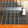 Heavy Duty galvanizado de alambre de malla Plataforma de Warehouse Rack