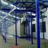 Оборудование для нанесения покрытия порошка высокого качества для алюминиевого профиля в Кита