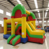 Inflatable variopinto Combo e Slide per Kid (AQ772)