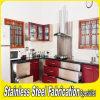 Kabinet het van uitstekende kwaliteit van het Roestvrij staal van het Dienblad van de Keuken met de Dienst van de Douane