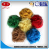 Customized Colors에서 회생된 PSF Solid Polyester Staples Fiber 7D*102mm