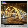Do arco amarelo da rua do anúncio publicitário 8m luzes decorativas