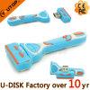 Bastone del USB del PVC del rasoio dell'azionamento della penna del USB a forma di rasoio