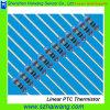 Termistor cerâmico linear 10k 5% de Hw68 PTC Thermometrics Lptc PTC