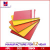 Material compuesto de aluminio de PVDF