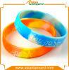 Progettare il Wristband per il cliente del silicone di colore misto marchio