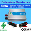500W Home Power Car Inverter 12V DC to 220V AC
