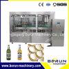 Bierflasche-Maschine der Glasflaschen-3000bph mit Kronen-Schutzkappe