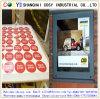 glattes selbstklebendes Vinyl Belüftung-100mic/140g für Auto-Dekoration