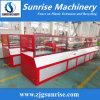PVC-PET Plastikprofil-Vorstand, der Maschine herstellt