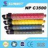 Cartucho de toner de la copiadora del color Ricoh Aficio NP C3500