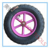 عجلة هوائيّة مطّاطة قابل للنفخ درّاجة إطار 3.00-8